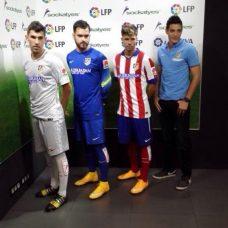 Presentación Atlético de Madrid - Sockyates