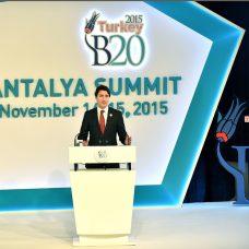 G20-B20 Summit 2015 - SENTAMANS Traductores e intérpretes Valencia