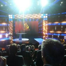 Spanish Football League - Awards Gala 2014  - SENTAMANS Traductores e intérpretes