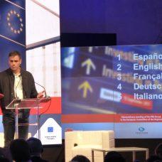 Comité Europeo de las Regiones 2017 - Traducción simultánea Valencia SENTAMANS