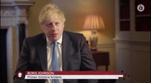 Traducción simultánea - Boris Johnson - Brexit Day - SENTAMANS