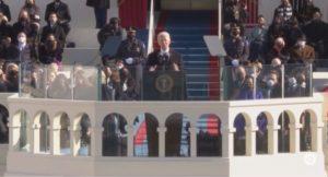 Traducción simultánea - Investidura de Joe Biden como presidente de EE. UU. TV en directo - À Punt - SENTAMANS